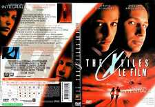 DVD The X Files - Le Film | Gillian Anderson | SF - Fantastique | rayures Lemaus