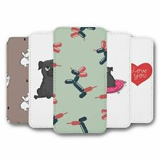 For Samsung Galaxy S10 Flip Case Cover Dogs Collection 7