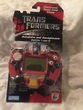 NEW!! Transformers Handheld Electronic Game 2007 RARE!! Parker Brothers