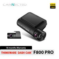 Thinkware F800PRO 1080p FHD Front + Rear Car Dash Camera Hardwire Wifi GPS 32GB