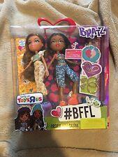 Wow NIB Bratz Best Friends Yasmin and Sasha BFFL Dolls