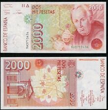 PLANCHA LUJO. 2000 Pesetas año 1992 Celestino Mutis. Serie Especial 9A 3713434.