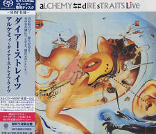 DIRE STRAITS SHM SACD  UIGY-9638   ALCHEMY  LIVE  JAPAN LIMITED
