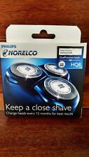 NEW Philips Norelco HQ8 HQ 8 Dual Precision Shaver Replacement Heads Sealed NEW