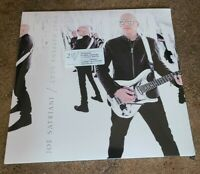 New FACTORY SEALED Joe Satriani WHAT HAPPENS NEXT Vinyl LP with HYPE Sticker