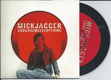 MICK JAGGER - godgavemeverything CD SINGLE 2TR EU CARDSLEEVE 2001