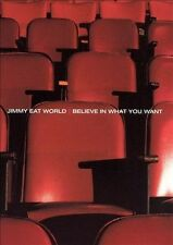 USED (VG) Jimmy Eat World: Believe in What You Want (2004) (DVD)
