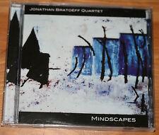 Jonathan Bratoeff Quartet  Mindscapes CD ALBUM 2010