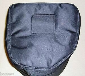 PADDED S/O SPEAKER COVERS TO FIT 2 QSC  K8 / K10 / K12 /TOP HANDLE+OPT  LEFT