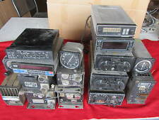 King Narco Old Radio Nav Com Collection from the years. Sold as Package As Is.