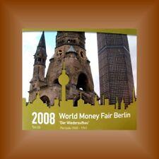 """"""""""""""" EURO - KMS NIEDERLANDE """"World Money Fair 2008"""" """""""""""""""