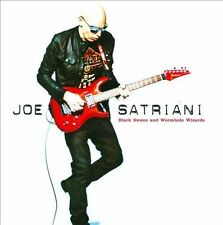 Joe Satriani - Black Swans And Wormhole Wizards  (CD, Oct-2010, Sony Music Distr