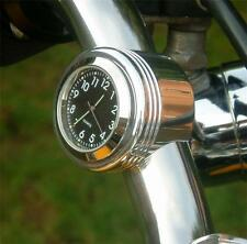 NUOVO Britannico rese scanalate BAR clock per Mountain Bike, biciclette ecc.