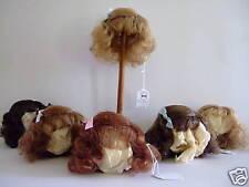 """PERRUQUE T3 (22.5cm) 100% cheveux naturels pour POUPÉES - DOLL WIG HC 8.85"""""""