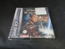 Game Boy Advance Star Wars The New Droid Army New Sealed Damaged