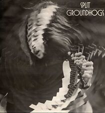 "GROUNDHOGS ""SPLIT"" ORIG UK 1971 KILLER LP EX/EX"