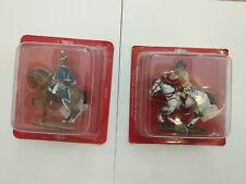 Del prado British napoleonic cavalry X 2