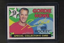 O PEE CHEE 71/72  GORDIE HOWE SPECIAL  VINTAGE HOCKEY CARD  #  262