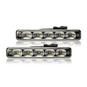 5 LED Daytime Running Lights R87 Porsche Boxter +968+996 + Cayenne
