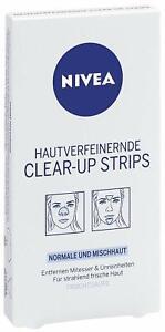 Nivea Visage Hautverfeinerndes Clear Up Strips 6 strips by Nivea Face Patches
