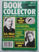 Livre Et Revue Collector.h G Puits, The Time Machine.no 136, July 1995.PENGUINS