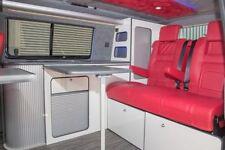 Volkswagen Safety Belt Pretensioners Campervans & Motorhomes