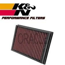 K&N HIGH FLOW AIR FILTER 33-2877 FOR FORD FOCUS II ESTATE 1.8 TDCI 115 BHP 2004-