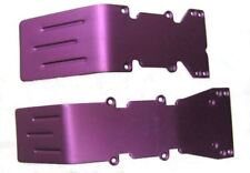 T-Maxx and E-Maxx Purple  Anodized Skid Plate Set