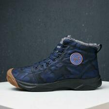 Men's Ankle Boots Casual Walking Winter Snow Shoes Big Size 39-47 Cotton Shoes