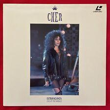 Laserdisc Cher - Live at the Mirage - Extravaganza Tour  / LD / Musik / RAR