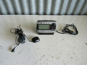 Sirius/XM Sportster Model SP-R1R Satellite Radio w/Car Kit with Subscription