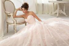 Mori Lee Wedding Dress 5209 Ivory size 12 brand new