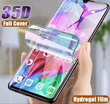 Silicon screen pellicola in idrogel 35D HD per Samsung A51 A71 s9 s10e s10 NOTE