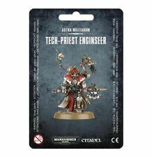Games Workshop Warhammer 40K Astra Militarum Tech Priest Enginseer