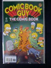 Comic Book Guy: The Comic Book #5 Bongo Comics The Simpsons