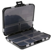 Fishing Storage Box Fishing Lure Box Bait Container Worm Case Tackle Tool