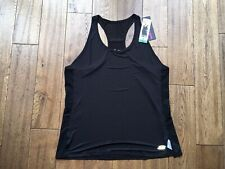 Ladies Sketcher Sport Loose Fit Racer Back Vest Top In Black Size  XL BNWT