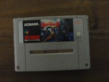 Super Castlevania IV 4 Super Nintendo SNES PAL Lot 5