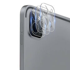 For Apple iPad Pro 11'' 12.9'' 2020 Tempered Glass Camera Lens Screen Protectors