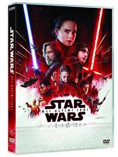 dvd nuovo sigillato film ultimo saga Star Wars:Gli Ultimi Jedi vers italiana new