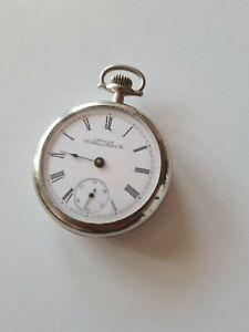 Taschenuhr pocket Watch WALTHAM