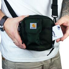 Carhartt Wip Essential Small Bag 1,7 Litro Bolsa Camuflaje / Verde/Negro