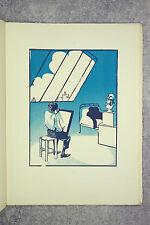 HERMANN-PAUL. CONSEILS OBSCURS OU QUARANTE ANS D'INEXPERIENCE. 13 PLANCHES. 1925