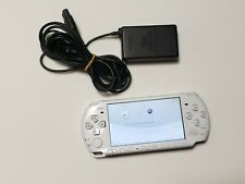 PSP-3000 console white Final Fantasy Dissidia 20th PlayStation Portable system