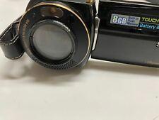 New ListingSamsung 8Gb Flash Memory Digital Video Camcorder with 10x Optical Zoom(Sc-Hmx1)