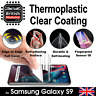 Samsung S9 3D Thermoplastic Self Healing Clear Soft Gel Film Screen Protector