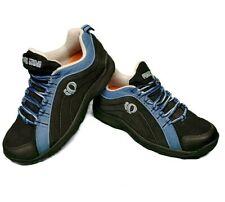 IQ Pearl Izumi Mens Cycling Biking Shoes No. 5042 Black Blue Size 7.5 EUR 40