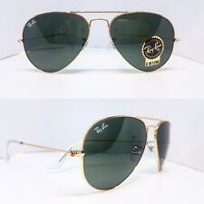 Ray-Ban 3044 L0207 52 Small Aviator Sunglasses One Size