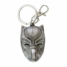 Avengers New Captain America Civil War Black Panther Pewter Keychain Keyring