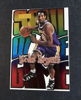 1998 Skybox SOUL of the Game #8 KOBE BRYANT Lakers Basketball Card Mint